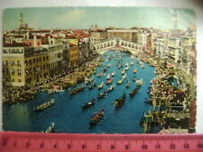 Cartolina Veneto - Venezia Ponte di Rialto - VE 3714