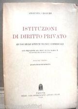 ISTITUZIONI DI DIRITTO PRIVATO Vol I Amsicora Cherchi Giuridica Manuale Guida di