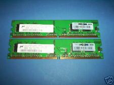 HP/ Micron 512MB PC2-4200 240-Pin DDR2 533MHz Memory