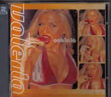 Valeria-Ooh La La Promo cd single+Pesha-U got me Burning Promo