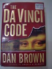 The DaVinci Code by Dan Brown (2003, Hardcover)