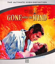 Gone with the Wind (1939) Blu-ray - Clark Gable, Vivien Leigh - DVD NEW
