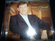 Daniel O'donnell Yesterday's Memories CD – Like New