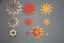 Daisy Cutters, Set of 3 Cutters, Sugarcraft, Cake Decorating, Baking, Fondant