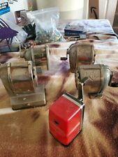 LOT 5 VINTAGE BOSTON PENCIL SHARPENERS