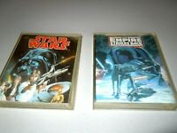 STAR WARS and The Empire Strikes Back Rare SINCLAIR SPECTRUM 48 /128 K game