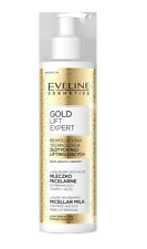 EVELINE COSMETICS GOLD LIFT EXPERT MICELLAR MILK MAKE-UP REMOVAL