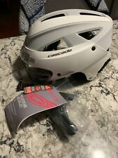 New listing Cascade Lx Women'S Lacrosse Helmet Gray White