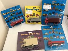Job Lot of Base-Toys OO (1/76) scale Trucks  -  all boxed      (M)