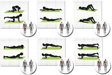 Schildkröt Fitness Yoga Stuoia PVC STUOIA FORMA FISICA VERDE 180 x 61 x 1,5 cm