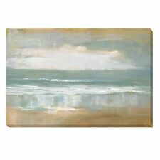 Shoreline by Caroline Gold Gallery-Wrapped Canvas Giclee Art