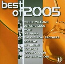 Best of 2005 Robbie Williams, Depeche Mode, Coldplay, Simply Red, Jenni.. [2 CD]