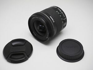 Canon EF-S 10-18mm f/4.5-5.6 IS STM Lens - Great Condition