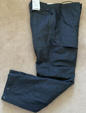 NIKE NSW TECH PACK CARGO JOGGERS TRACK PANTS BLACK SIZE MEDIUM BV4639 010 NEW
