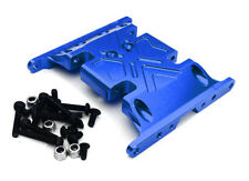 RC CNC Machined Center Gear Box Mount Skid Plate for Axial 1/10 SCX-10 Crawler
