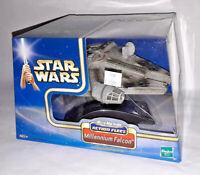 2002 Star Wars Hasbro Micro Machines MILLENNIUM FLCON Action Fleet Sealed in Box
