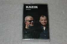 KAZIK - ZARAZA KASETA  MC  NEW SEALED