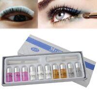 Lady Eyelash Curling Perming Curler Perm Kit Eye Lashes Wave Lotion Makeup Set