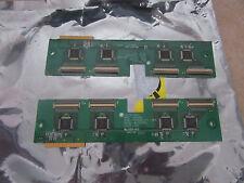 LG YDRV Upper & Lower board 42V50000 LGE PDP 030117 030214 Plasma TV parts