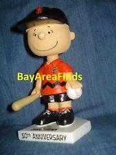 San Francisco Giants 2017 Charlie Brown Bobblehead 7/25 Bobble SGA SF