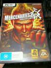 Mercenaries 2 - World in Flames PC GAME - FREE POST