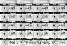 20 pcs 337 Energizer Watch Batteries SR416SW SR416 0% Hg