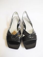 """Orizonte Temptation Shoes"" Size 38 Ladies Black Vallair Shoes BNIB! RRP $119.95"