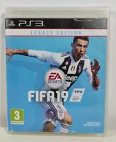 Fifa 19 Legacy Edition PlayStation 3 PS3 Game Complete Fast Free Postage