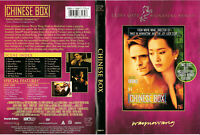 Chinese Box (DVD, 2003, 2-Disc Set, Signature Unrated Directors Cut) #0520GE