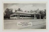 Postcard Vintage Austin Farms Restaurant Lunch Room Stafford Virginia