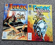 Valiant Comic Collection - Turok - Dinosaur Hunter - The Hunted - #1 & #2