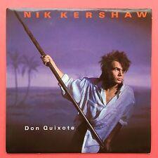 Nik Kershaw - Don Quixote - MCA Records NIK-8 Ex Condition