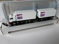MAN F90  Federal Express /  FedEx  Business Logistics  Kühlkoffer Hängerzug