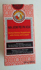 NIN JIOM PEI PA KOA herbal dietary supplement with honey & Loguat 300 ml