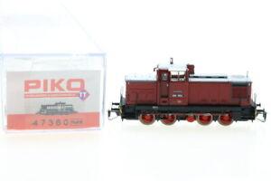 TT PIKO 47360 DR V60 1054 Rangierlok Diesellok digital OVP J48
