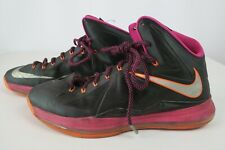 sports shoes c3600 bc4fb Nike Men s Lebron James X 10 Floridian Basketball Shoes 541100-005 Size 13