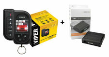 Viper 5906V Car Remote Start & Alarm 1 Mile Range Color OLED 2-Way Remote + DB3