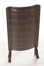 Vecchio decorativi Camino parete separata Parafuoco Protezione contro calore
