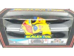 Vintage Scalextric Yellow Sidecar, Scalextric Slot Car, Scalextric C239