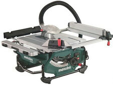 Metabo Ts216 216mm Table Saw 1500 Watt 240 Volt