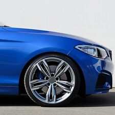 "BMW 19"" R222 Staggered ALLOY WHEELS 5-series F10/F11 520d 525d 530d 535d M433"