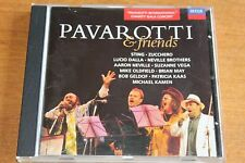 Pavarotti Sting Zucchero Mike Oldfield Brian May Neville Brothers Susanne Vega
