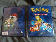 Original Pokemon 1999 Vintage A5 Trading Card Folder Album - WOTC - Charizard !!