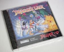 ATARI JAGUAR GAME CD: ########## DRAGON'S LAIR ##########  *NEUWARE / BRAND NEW!