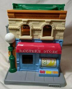 Hasbro 2010 Sesame Street 123 Neighborhood House Playset Mr. Hooper's Store Only