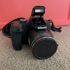 New listing Nikon Coolpix B700 20.2 Mp Digital Camera - Black