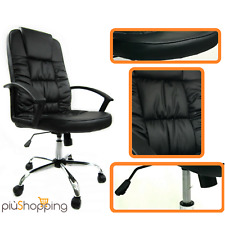 Sedia Da Ufficio Usata.Sedie E Poltrone Per Ufficio Acquisti Online Su Ebay
