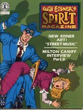 WILL EISNER The Spirit Magazine Issue 35.  VF/NM Kitchen Sink