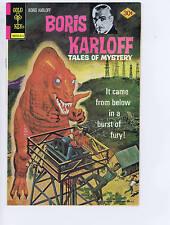 Boris Karloff Tales of Mystery #71 Gold Key 1976