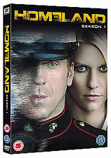 Homeland - Series 1 - Complete (DVD, 2012) LIKE NEW